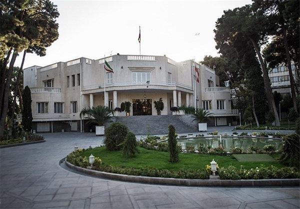İran Cumhurbaşkanlık Kurumu'nda silah sesleri