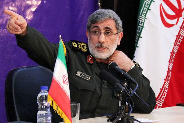 İranlı generalden Arap lilderlerine eleştiri