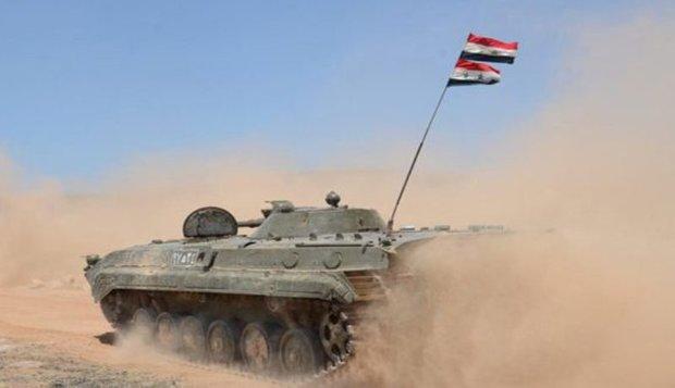 Syrian army destroys ISIL training camp in Deir Ezzor