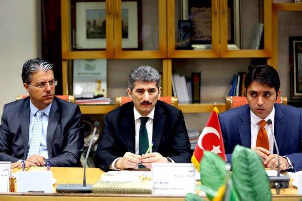 Tehran-Ankara ties vital to regional security