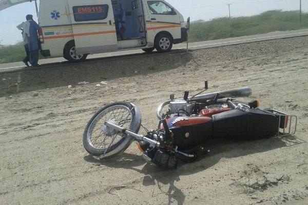 حادثه رانندگی در میانه ۲ کشته برجای گذاشت