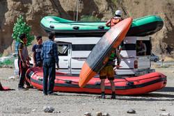 مسابقات قایقرانی کشور روز جمعه در شهرستان سامان برگزار می شود