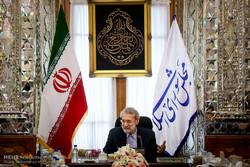 لاريجاني: الامن المستدام في ايران يعزز العلاقات التجارية بين ايران ومدغشقر
