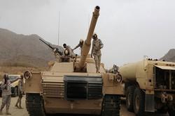 تانک عربستان
