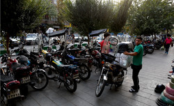 6,000 motorcyclists apply for traffic permits in Tehran
