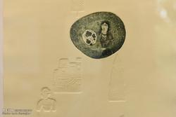 معرض مختارات الطباعة الفنية في شيراز /صور