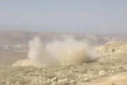 منفجر کردن اتاق عملیات جبهه النصره از سوی رزمندگان حزب الله لبنان
