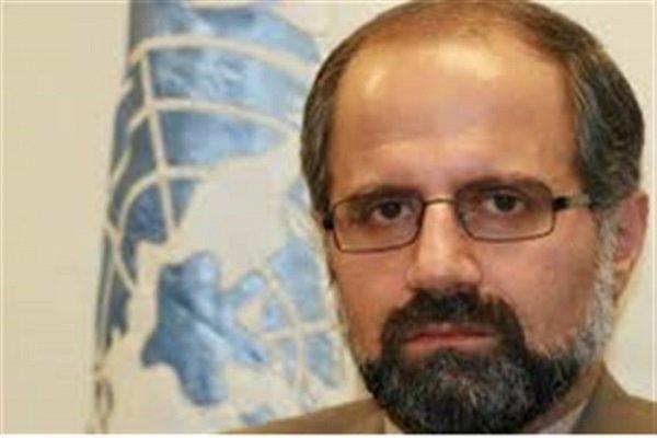 البعثة الايرانية في الأمم المتحدة: احتلال فلسطين هو محور الأزمات الاقليمية