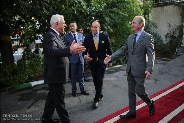 Iraq's embassy celebrates liberation of Mosul
