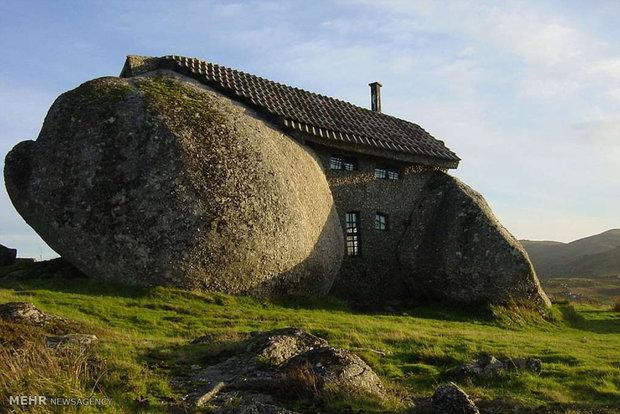 ساختمان های عجیب در نقاط مختلف جهان
