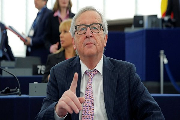 EU's Juncker: No EU-UK trade talks until divorce issues settled
