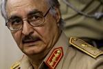 حکم بازداشت خلیفه حفتر صادر شد
