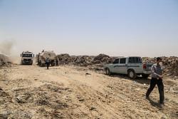 دفن همه زبالهها در «حلقه دره»/ تخلف شهرهای اقماری کرج در انتقال پسماند