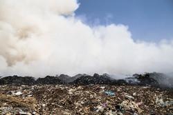 خودروی مخصوص حمل زباله شهرستان باشت توقیف شد