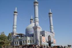 ویژه برنامه«یاران آفتاب» در امامزاده سیدمظفر(ع) بندرعباس برگزارشد