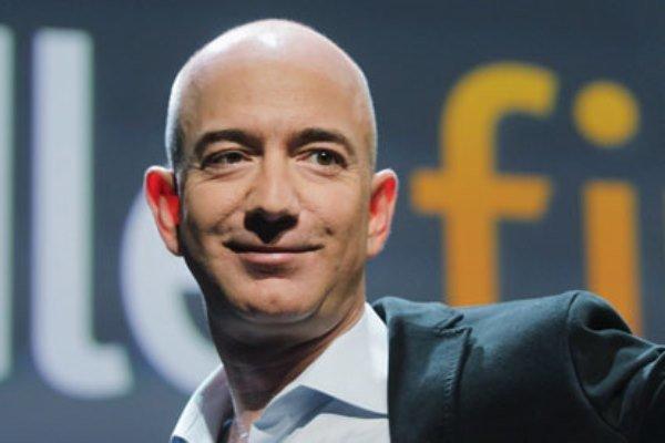 صاحب آمازون ثروتمندترین مرد جهان شد