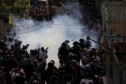 مواجهات في بيت لحم احتجاجا على الخطوات الأمريكية بشأن القدس
