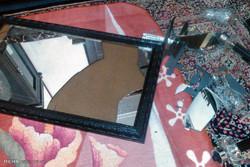 خسارات زلزله در نهاوند همدان