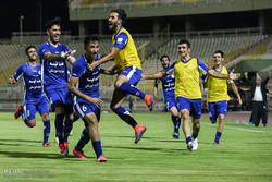 فوز استقلال خوزستان على تراكتورسازي تبريز في افتتاح الدوري الممتاز لكرة القدم