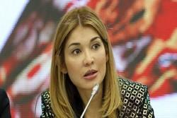 دختر رئیس جمهوری سابق ازبکستان بازداشت شد