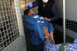 بازسازی صحنه ربودن بنیتا کودک هشت ماهه