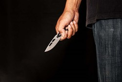 حمله با چاقو