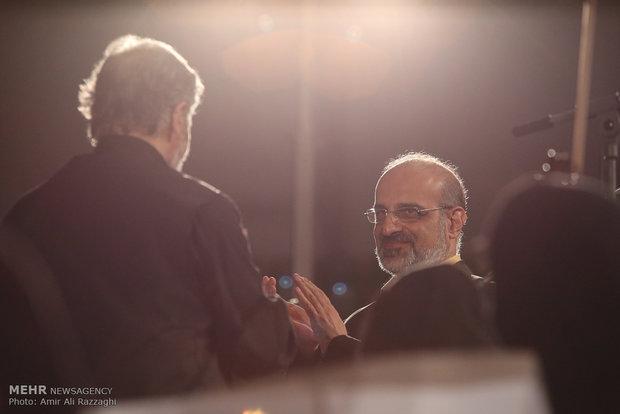 İran Milli Senfoni Orkestrası'ndan Sari'de büyük konser
