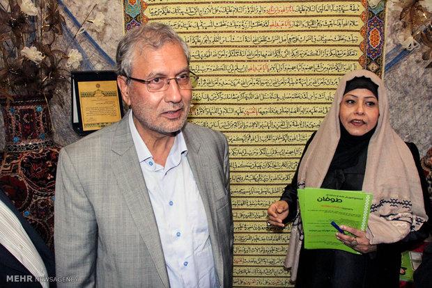 سفر علی ربیعی وزیر تعاون، کار و رفاه اجتماعی به هرمزگان