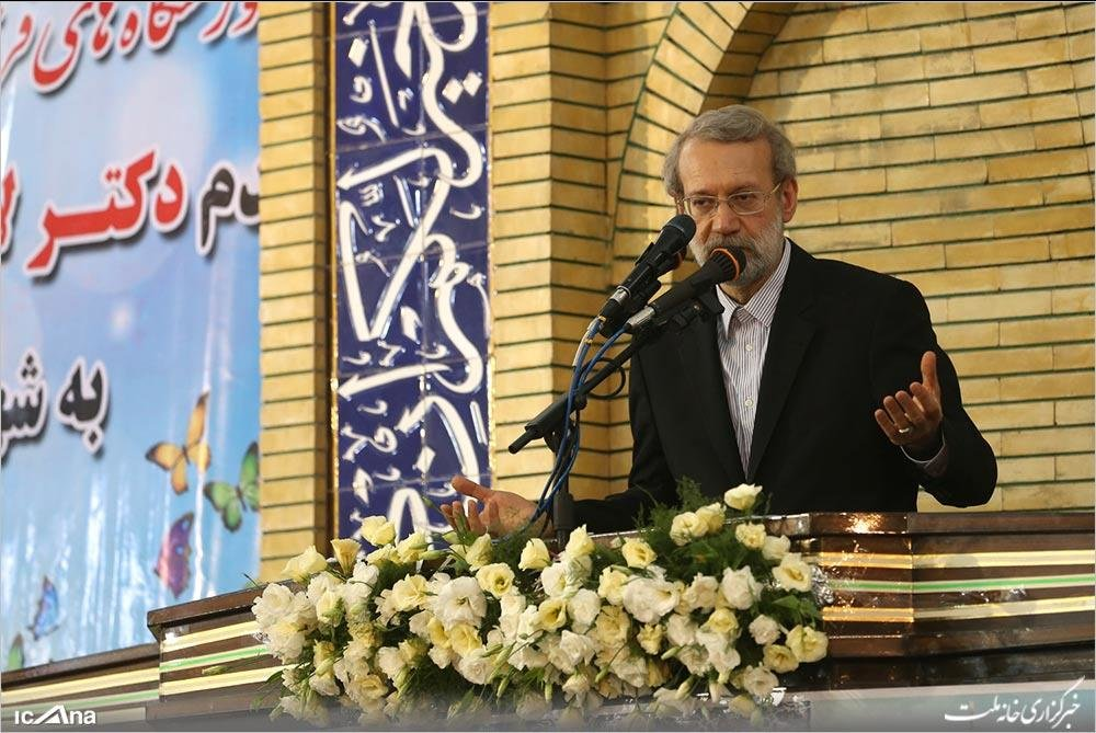 Larijani calls for unity to counter United States  sanctions