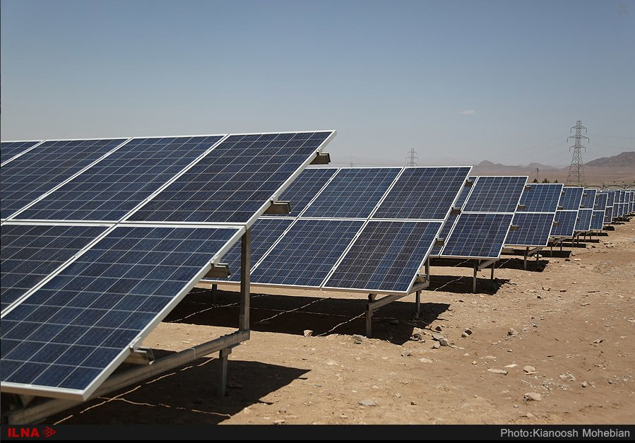 Iran goes big on clean energy