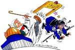 الإرادة الفلسطينية تبعد العدوان عن الأقصى