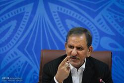 جهانغيري: الاستقرار الاقتصادي يعتبر أحد أهم إنجازات الحكومة الإيرانية