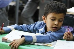 انتخابات شورای دانش آموزی در سیریک برگزار شد