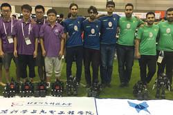 تیم های MRL دانشگاه آزاد اسلامی قزوین به مراحل نهایی راه یافتند