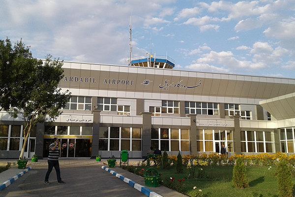 Image result for فرودگاه اردبیل