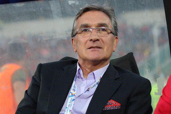 Team Melli are my second national team: Branko Ivankovic