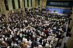 دیدار  مسئولان و دستاندرکاران حج با رهبر معظم انقلاب
