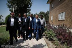 طهران تفتتح حديقة العلم وتكنولوجيا المعلومات