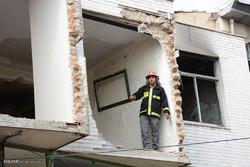 انفجار یک منزل مسکونی در شهر اراک/ ۵نفر مصدوم شدند