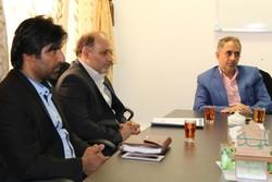 نشست مسئولان باشگاه هدف پویان با شورای اسلامی شهر قم برگزار شد