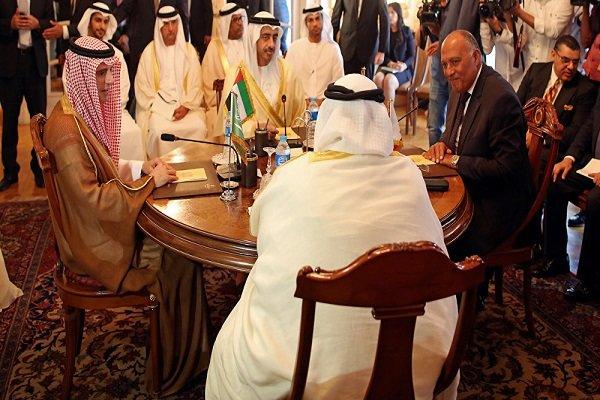 """ملك البحرين يلتقي وزراء خارجية """"دول المقاطعة"""" ومناقشة  3 عقوبات جديدة ضد قطر"""