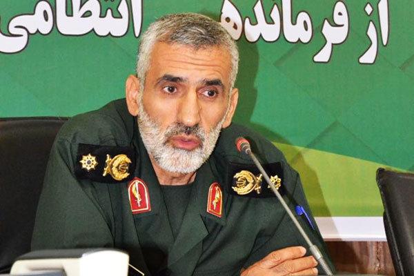 امنیت کامل در مرزهای چهارگانه ایران و عراق برقرار است