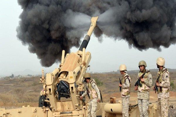 پرتاب موشک بالستیک به سمت خاک عربستان