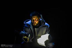 اجرای نمایش لامبورگینى