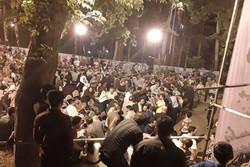مسابقه اعضای شورای شهر سنندج برای گرفتن عکس سلفی با عابدزاده