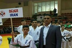 مسابقات کیوکوشین کاراته ماتسوشیما کشور در کرمانشاه برگزار میشود