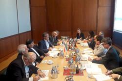 دیدار آخوندی با وزیر اقتصاد آلمان