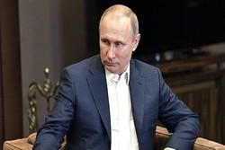 پیام تسلیت پوتین به رئیس جمهوری مصر