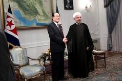 رئيس مجلس الشعب الأعلى لكوريا الشمالية يزور ايران