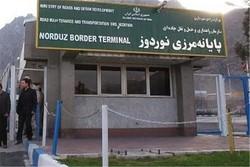 Norduz border Iran's gateway to Eurasian market: envoy